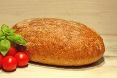 Torty od Lorny - Kváskovanie - Chlebík bez štartéra Bread, Food, Cilantro, Brot, Essen, Baking, Meals, Breads, Buns