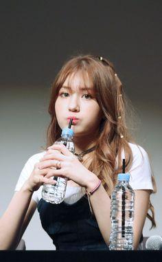 Jeon Somi, Korean Celebrities, Ulzzang Girl, Kpop Girls, Korean Girl, Asian Beauty, Idol, Hair Beauty, Hairstyle