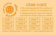 yoga card - Pesquisa Google