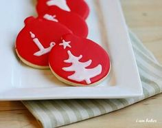 """i am baker's sugar cookie recipe. """"My favorite Christmas sugar cookie recipe of all time. Its sinful. Its outrageous.  Its just plain delicious."""""""