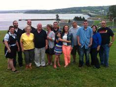 We are a family -- Cape Breton extended