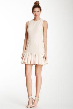 Jill Stuart Shoulder Closure Dress