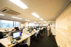 LIG INC. (株式会社LIG) | オフィスデザイン、店舗デザイン事例 みんなの仕事場