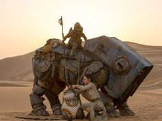 WERE HOME...........STAR WARS REVIEW   The Movie Crew- Reviews,Insights,and more about today's cinema.