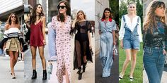 Latest fashion trends Spring Summer 2016. #fashion #style #beauty