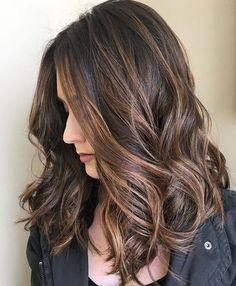 Cute Highlights for Dark Brown Hair