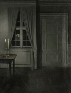 Vilhelm Hammershøi Danish painter (15 May 1864 – 13 February 1916)