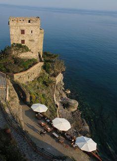 Monterosso, Cinque Terre, Liguria, Italy.. One of the 5 villages in Clinque Terre.