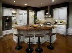 Cheng 2 - traditional - kitchen - orange county - by cab-i-net Design & Remodel Specialists