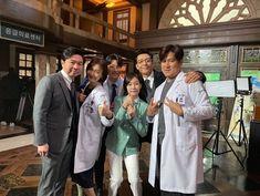 Jae Lee, Jae Yoon, Lee Sung Kyung, Yoon Bora, Ahn Hyo Seop, Romantic Doctor, Second Doctor, Kim Min, Korean Actors