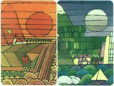 From front and back of Argentina brochure publ. by Aerolineas Argentinas, ca. 1970s