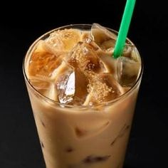 Iced Cascara Coconutmilk Latte