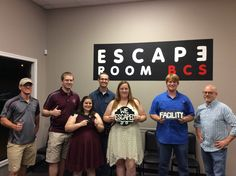 This group escaped the lab undetected in exactly 60 minutes!