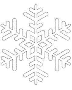 Snowflake template 1 - Free Printable Coloring Pages by aubree_hays String Art Templates, String Art Patterns, Snowflake Template, Snowflake Pattern, Snowflake Stencil, Snowflake Printables, Snowflake Pillow, Feather Template, Ideas Party