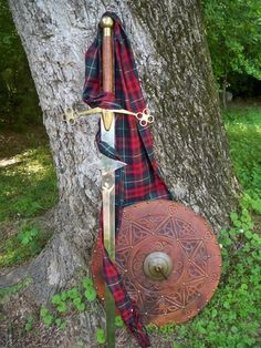 The oldest known tartan fragments discovered...were found outside of Scotland ... belonging to Gallic tribes located in what is now Salzburg, Austria, which was inhabited by the Gauls between 400 B.C. and 100 B.C. The oldest known surviving fragment of tartan to be found in Britain was discovered in the Scottish Lowlands...inside a...pot containing ... Roman era silver coins dating to the 3rd century A.D., this ancient piece of tartan was found in...Stirlingshire. clanakinsassociat...
