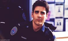 """I Did Anything"": Rookie Blue's Ben Bass Has Been a Dare Devil Since College"