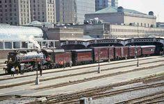 June 12, 2004, Canadian Pacific steam locomotive No. 2816