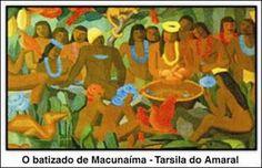 Macunaíma - Mário de Andrade: Mário de Andrade - Macunaíma - Capítulo XVI