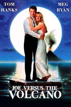 Joe Versus The Volcano 1990 Movies, Hd Movies, Movies Online, Movies And Tv Shows, Movie Tv, Movies 2019, Meg Ryan Movies, Joe Versus The Volcano, Tom Hanks Movies
