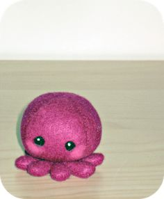 Felt Plushie Octopus <3