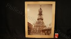 1890 VERY SCARCE PHOTO CHANCE BROTHERS METAL FRAME LIGHTHOUSE LONDON FACTORY X57 | eBay