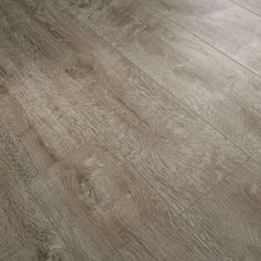 Series 8mm Grey Oak V Groove Laminate Flooring