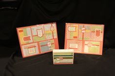 ZOE CARD BOX WORKSHOP: Tuesday, November 17, 2015, 6:00-9:00pm. 10 cards and a Journaling Card Box using Zoe Paper and the November 2015 Stamp of the Month. $18.00