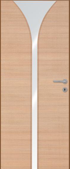 Porte intérieure contemporaine à peindre Doors Pinterest Doors