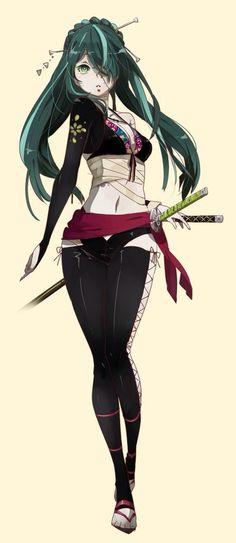Vocaloid - Miku Hatsune (初音ミク)