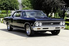 Find Of The Day: 1966 Chevrolet Chevelle SS 396 Click to Find out more - http://fastmusclecar.com/best-muscle-cars/find-day-1966-chevrolet-chevelle-ss-396/ COMMENT.