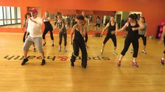 "Another version ""Shake It Off"" by Taylor Swift Zumba with Robin G."