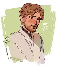 Press A To Harvest Tentacle Anakin Vs Obi Wan, Star Wars Clone Wars, Star Trek, Star Wars Wallpaper, Daddy, Star Wars Fan Art, Sad Art, Star War 3, Love Stars