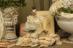 #Dollshouse #Miniatures #Animals #Duck