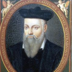 Dec 14, 1503 Nostradamus born Michel de Nostradame in Saint-Remy-de-Provence, France in 1503. He studied medicine and became a physician, treating plague victims throughout France and Italy. It's believed he had a psychic awakening. He began to practice the occult and make predictions of the future, which he published in The Prophecies. Many people today believe his predictions have come true or will in the future.