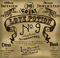 Love Potion #9 by Invidiana