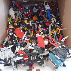 Lego Sammlung Mix Konvolut ca. 8.5 Kg - cyan74.com vintage and pop culture