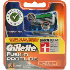 Gillette Fusion Rasierklingen aus Großhandel und Import