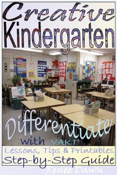 Kindergarten Back to School: Be CALM and CONFIDENT on your first days of school—with kindergarten back to school scripts, lessons, posters, printables, tips and materials you will use all year. Including kindergarten set up and first week, school rules, sight words, vowels and CVC words, counting songs, behavior management and bulletin board displays. 379 pages and 11 MP3s.