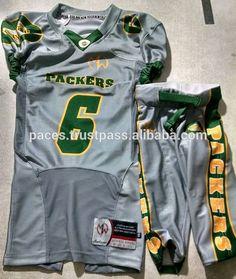 268c33c48d5 Source Custom American Football Uniforms Customized American Football  Uniforms in Youth & Adult Sizes on