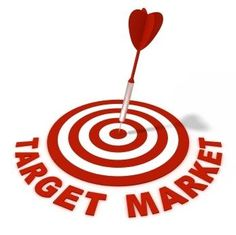 A target market is a group of customers towards which a business has decided to aim its marketing efforts and ultimately its merchandise. Description from snipview.com. I searched for this on bing.com/images
