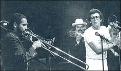 Héctor Lavoe with Willie Colon. Puerto Rican Music, Willie Colon, Musica Salsa, Salsa Music, Cool Jazz, Latin Music, Famous Singers, Puerto Ricans, Reggae