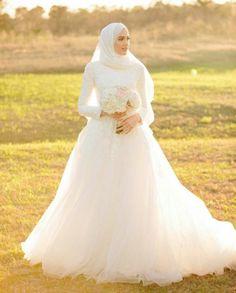 Tendance Mode : 50 Des plus belles Robes de mariage pour les Mariées Voilées