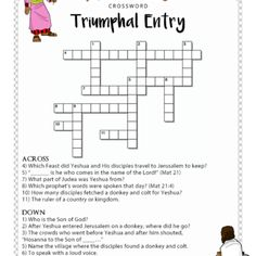 Free Christian Bible Activities Worksheets Quizzes Puzzles And Lessons For Parents Teachers Teach Your Children More About The