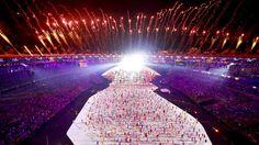 Canadauence TV: Rio 2016: Veja as imagens espetaculares da abertur...