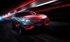 Niesamowity prototyp Peugeot Quartz