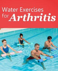 Water Exercises For Arthritis | Medi Tricks