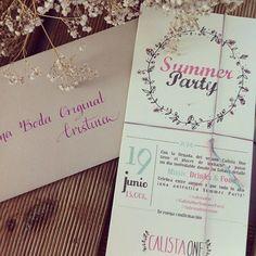 Qué rabia perderme la Summer Party de @calistaone pero el trabajo y la distancia obligan así que a todas las que tenéis la suerte de poder ir os deseo que disfrutéis un montón y que os toméis un Mojito a mi salud! #ubo #uboshop #uboblog #unabodaoriginal #calistaone #boda #bodas #lafiestadelverano #calistaonesummerparty #fotodeldia #picoftheday