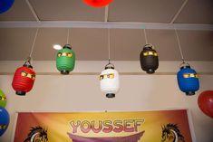 Ninjago Birthday Party Ideas | Photo 1 of 14 | Catch My Party