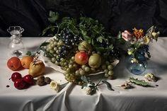 Dutch Still Life in Plastic by Souverein , via Behance