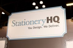 Stationery HQ | NSS 2013